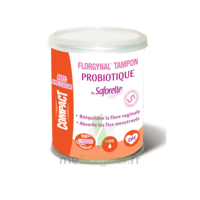 Florgynal Probiotique Tampon périodique avec applicateur Mini B/9 à Poitiers