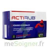 Actirub Périodes Hivernales B/15 à Poitiers