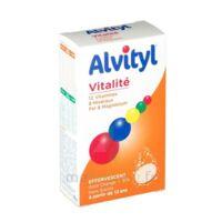 Alvityl Vitalité Effervescent Comprimé Effervescent B/30 à Poitiers