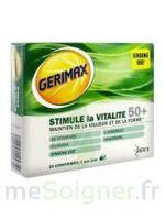 Gerimax Stimule la Vitalité 50+ Comprimé B/30 à Poitiers