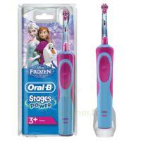 Oral B Kids Stages Power Brosse dents électrique Reine des Neiges à Poitiers