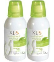 XL-S Draineur Express Solution buvable Thé vert citron 2*500ml à Poitiers