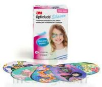 OPTICLUDE DESIGN GIRL Pansements orthoptiques silicone maxi 5,7x8cm B/50 à Poitiers