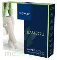 Sigvaris Bambou 2 Chaussette femme écume N small à Poitiers
