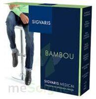 Sigvaris Bambou 2 Chaussette homme noir L médium à Poitiers