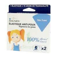 Magnien Elastique anti-poux B/2 à Poitiers
