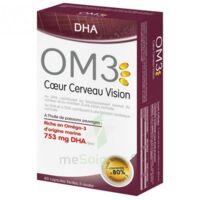 Om3 Dha Coeur Cerveau Vision Caps B/60 à Poitiers