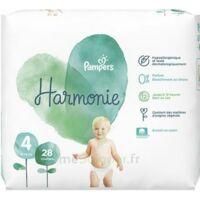 Acheter Pampers Harmonie Couche T4 géant paquet/28 à Poitiers