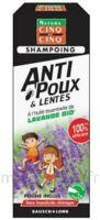 Cinq sur Cinq Natura Shampooing anti-poux lentes lavande 100ml à Poitiers