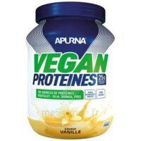 Apurna Vegan Proteines Poudre Vanille B/660g à Poitiers