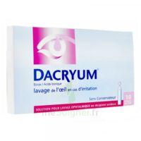 DACRYUM S p lav opht en récipient unidose 10Unid/5ml à Poitiers