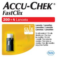 Accu-chek Fastclix Lancettes B/204 à Poitiers