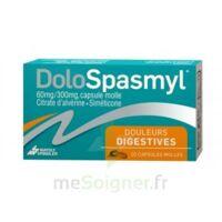 DOLOSPASMYL 60 mg/300 mg Caps molle Plq PVC/alu/20 à Poitiers