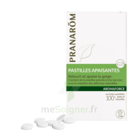 Aromaforce Pastille apaisante gorge bio B/21