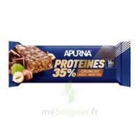 Apurna Barre Hyperprotéinée Crunchy Chocolat Noisette 45g à Poitiers