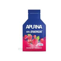 Apurna Gel énergie framboise cranberry T/35g à Poitiers