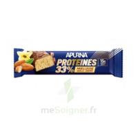 Apurna Barre hyperprotéinée moelleuse vanille amande 45g à Poitiers