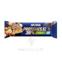 Apurna Barre hyperprotéinée XL crunchy noisette 80g à Poitiers