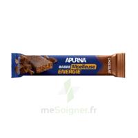 Apurna Barre énergie moelleuse chocolat 40g à Poitiers