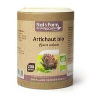 Nat&Form Eco Responsable Artichaut Bio Gélules B/200 à Poitiers