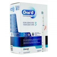 Acheter Oral B Professional Brosse dents électrique soin gencives 3 à Poitiers