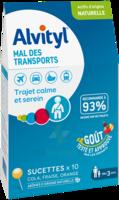Alvityl Sucette Mal Des Transports B/10 à Poitiers
