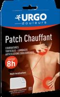 Patch Chauffant Decontractant Urgo X 2 à Poitiers