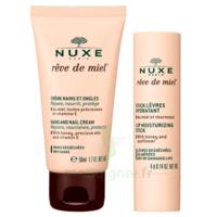 Rêve De Miel Crème Mains Et Ongles + Stick Lèvres Hydratant à Poitiers