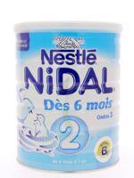 NIDAL LAIT 2 800G à Poitiers