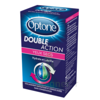 Optone Double Action Solution Oculaire Yeux Secs Fl/10ml Promo à Poitiers