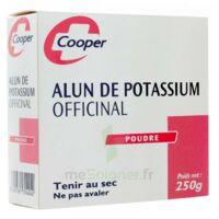 COOPER ALUN POTASSIUM Poudre B/250g à Poitiers