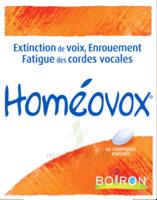 Boiron Homéovox Comprimés à Poitiers