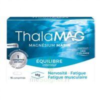Thalamag Equilibre Interieur Lp Magnésium Comprimés B/15 à Poitiers