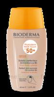 Bioderma Photoderm Nude Touch Spf50+ Crème Teinté Dorée Fl/40ml à Poitiers