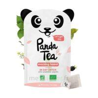 Panda Tea Morning Boost Detox 28 Sachets à Poitiers