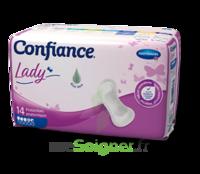 Confiance Lady Protection Anatomique Incontinence 4 Gouttes Sachet/14 à Poitiers