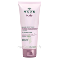 Gommage Corps Fondant Nuxe Body200ml à Poitiers