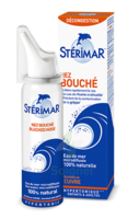 Stérimar Nez Bouché Solution nasale Adulte Fl pulv/100ml à Poitiers