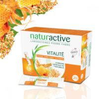 Naturactive Phytothérapie Fluides Solution Buvable Vitalité 2b/20 Sticks/10ml à Poitiers