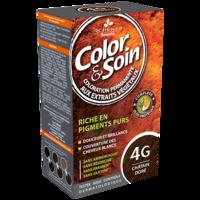 COLOR&SOIN Kit coloration permanente 4G châtain doré à Poitiers