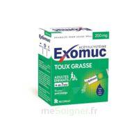 Exomuc 200 Mg, Granulés Pour Usage Oral En Sachet 15 Sachets/2g à Poitiers