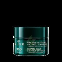 Nuxe Bio Masque Détoxifiant Eclat 50ml à Poitiers