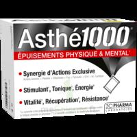 ASTHE 1000 Poudre à diluer épuisements physique & mental 10 Sachets à Poitiers