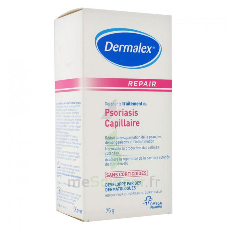 traitement psoriasis cheveux